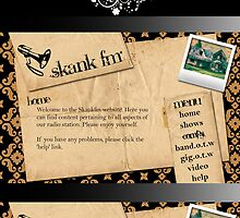 SKanKfm Interface Design by Retrograde Designs