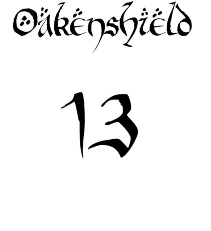 Oakenshield Sticker