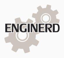 Enginerd Engineer Nerd by TheShirtYurt