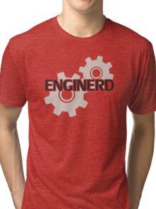 Enginerd Engineer Nerd Tri-blend T-Shirt
