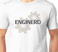 Enginerd Engineer Nerd Unisex T-Shirt