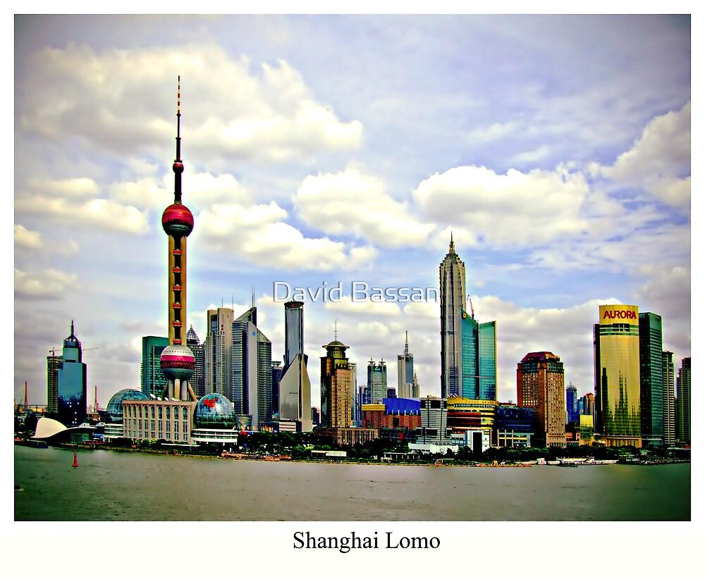 Shanghai Lomo by franchetti