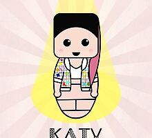 Katy - I. by Mark Gillett