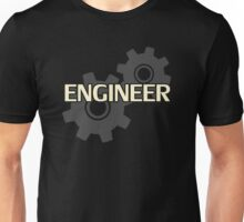 Engineer Clockwork Gears Unisex T-Shirt