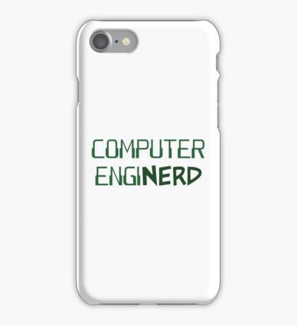 Computer Engineer Enginerd iPhone Case/Skin