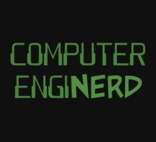 Computer Engineer Enginerd by TheShirtYurt