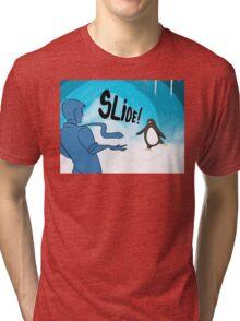 I am Jack's Power Animal Tri-blend T-Shirt