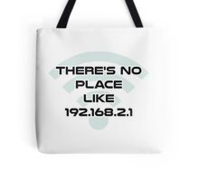 There's No Place Like Home IP Address Tote Bag