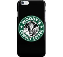 Woody's Cowboy Coffee iPhone Case/Skin