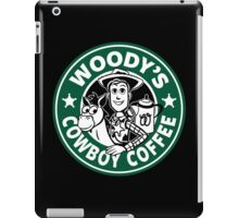 Woody's Cowboy Coffee iPad Case/Skin