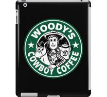 Woody's Cowboy Coffee iPad Case/Skin