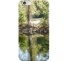 Timberline Pond, Packwood, WA iPhone Case/Skin