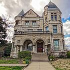 Historic Old Louisville - Conrad-Caldwell House 1893 by TonyCrehan