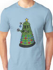A Dalek Christmas Unisex T-Shirt
