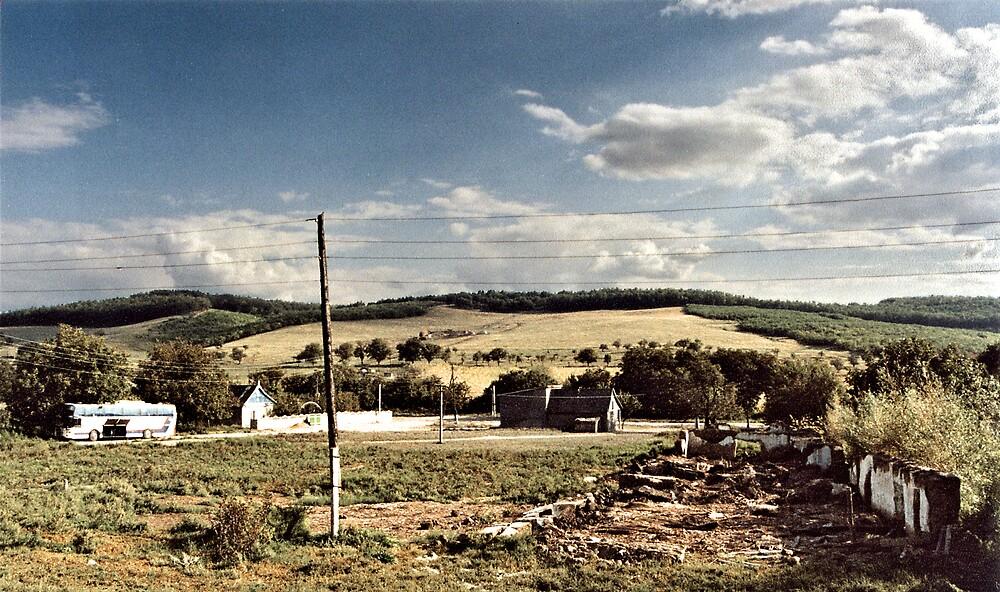 The village by John Roshka