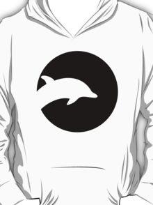 Dolphin moon T-Shirt