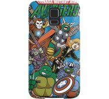 Teenage Mutant Ninja Avengers Samsung Galaxy Case/Skin