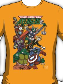 Teenage Mutant Ninja Avengers T-Shirt
