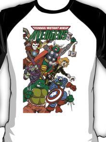 Teenage Mutant Ninja Avengers T-Shirt