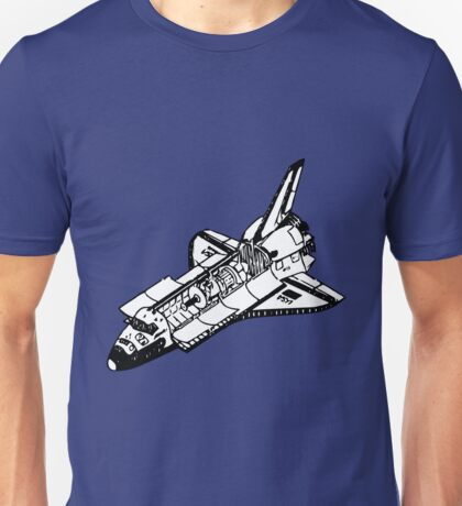 THE SPACE SHUTTLE Unisex T-Shirt