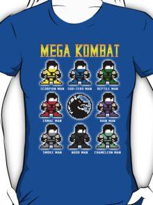 Mega Kombat T-Shirt