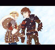 Snow by noxira