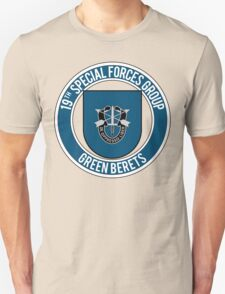 19th Special Forces T-Shirt