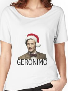 Geronimo!  Women's Relaxed Fit T-Shirt