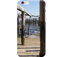Cape Cod seafront iPhone Case/Skin