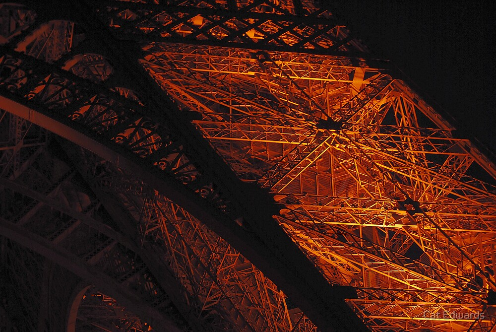 Eiffel Tower by Cat Edwards