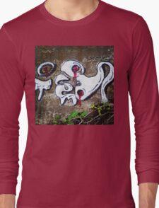 Over Grown Wall Long Sleeve T-Shirt