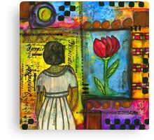 Looking for Inspiration in ALL the RIGHT Places Canvas Print