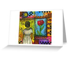 Looking for Inspiration in ALL the RIGHT Places Greeting Card