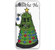 Dalek the Halls iPhone Case/Skin