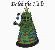 Dalek the Halls by toriecheer