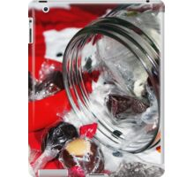 Christmas Candy Jar iPad Case/Skin