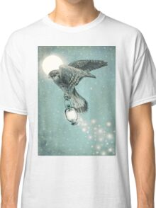 Nighthawk (portrait format) Classic T-Shirt