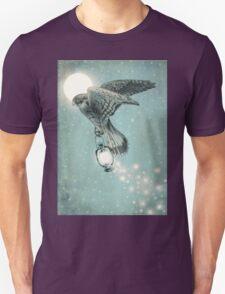 Nighthawk (portrait format) Unisex T-Shirt