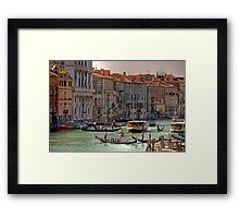 Messing about in boats Framed Print