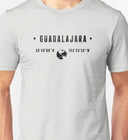 Guadalajara Unisex T-Shirt