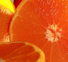 Orange by Alan Hawkins