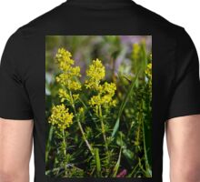 Galium Verum (Lady's Bedstraw), Inishmore, Aran Islands Unisex T-Shirt