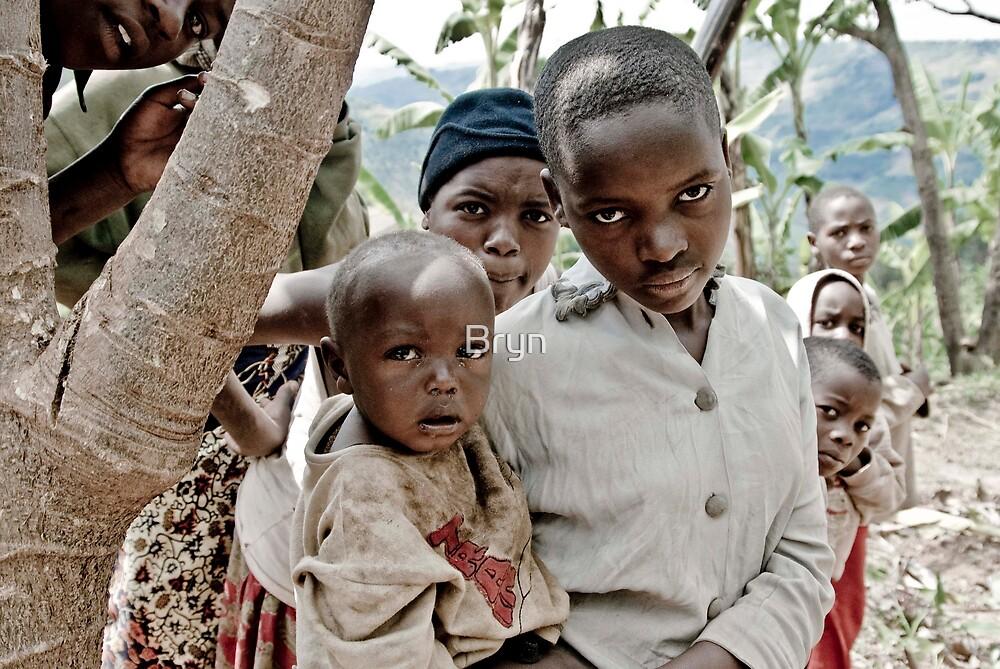 Rwanda  by Bryn