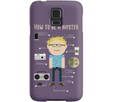 How To Be A Hipster Samsung Galaxy Case/Skin