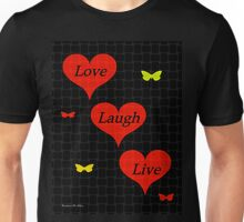 Love Laugh Live T-Shirt