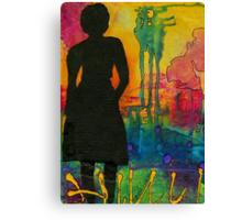 Keeper of Lost Memories Canvas Print