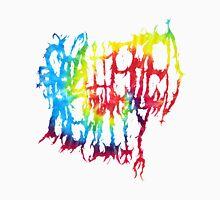 Shattered Reality Tyedye logo! Unisex T-Shirt