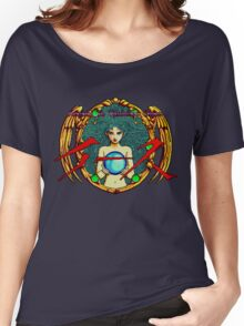 Ys (Turbografx) Title Screen Women's Relaxed Fit T-Shirt