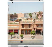 Morocco Street Scene iPad Case/Skin