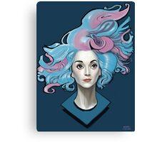 Annie Canvas Print